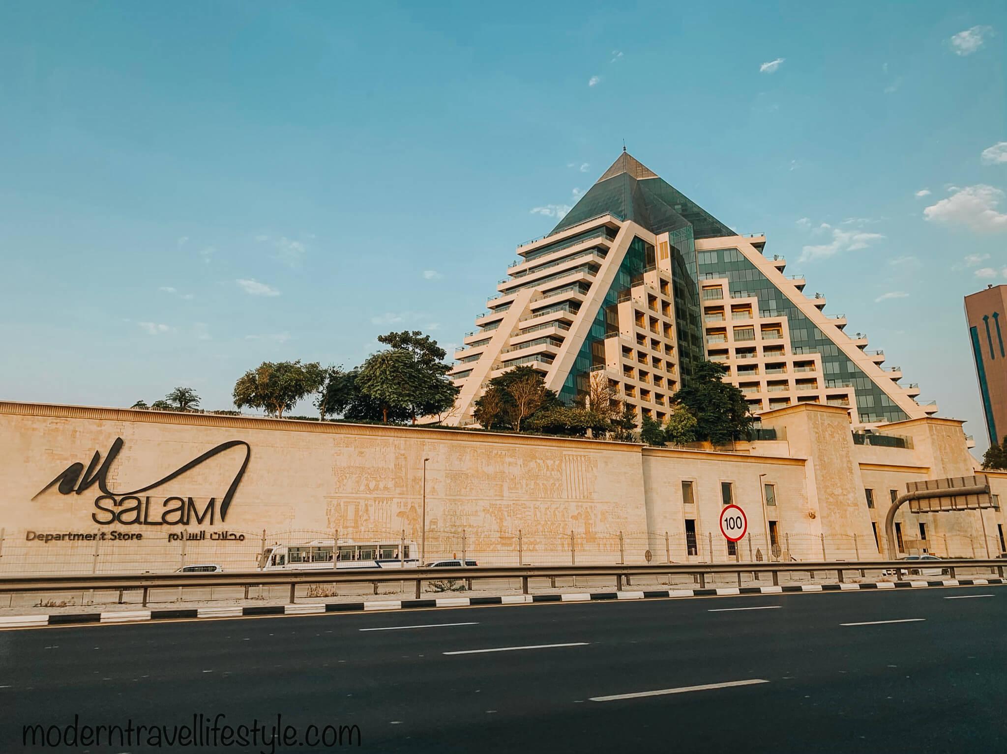Dubai Modern Structures