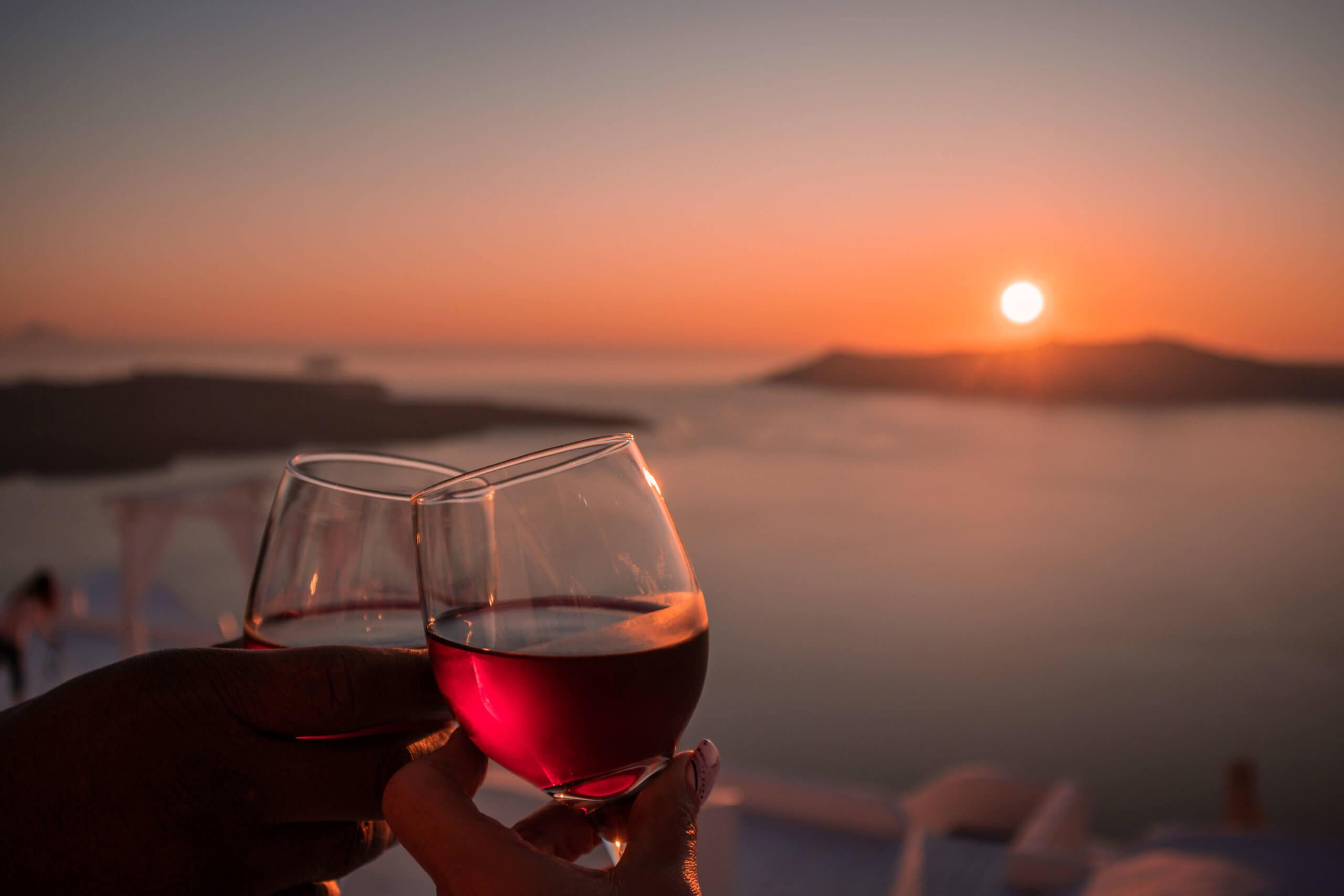Santorini Tops Best Restaurants