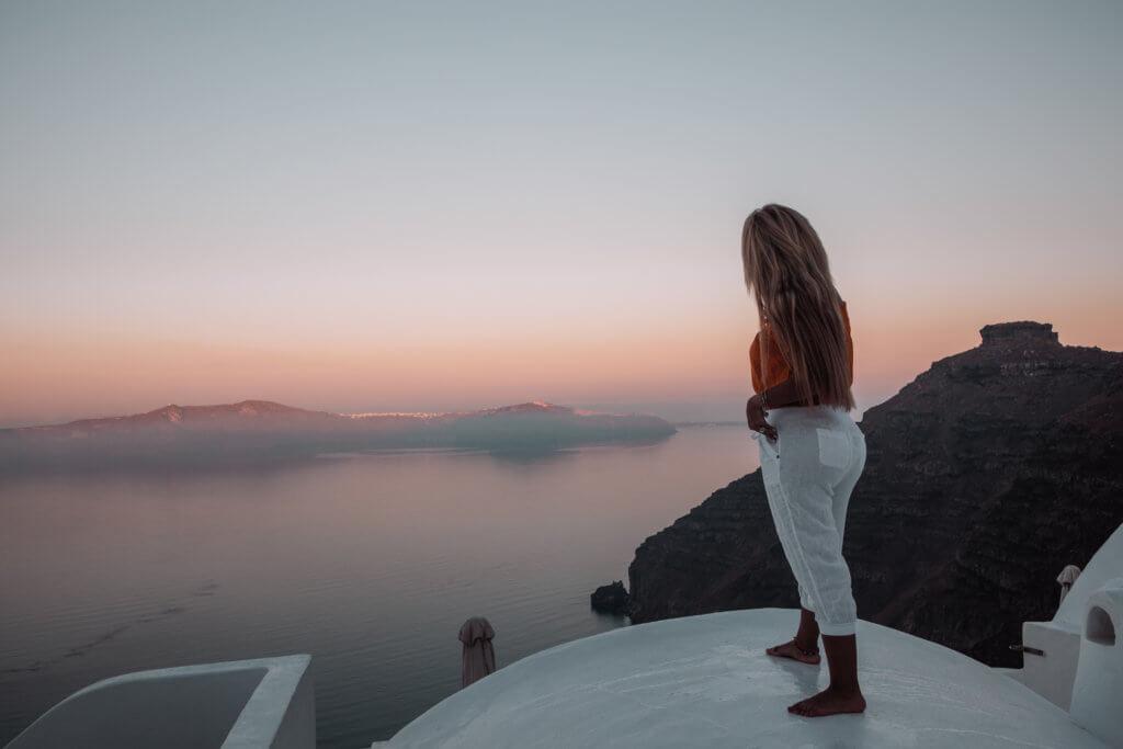 Santorini Top Amazing Experiences you shouldn't miss | Caldera View