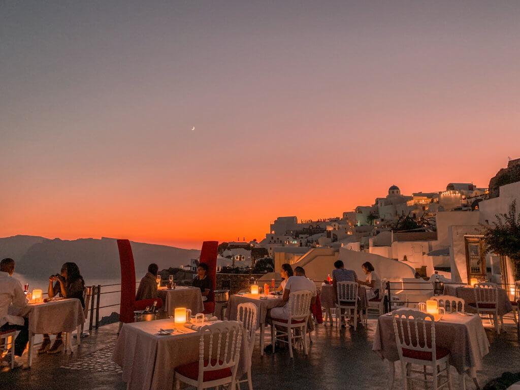 Santorini Top Amazing Experiences you shouldn't miss | Lauda Restaurant