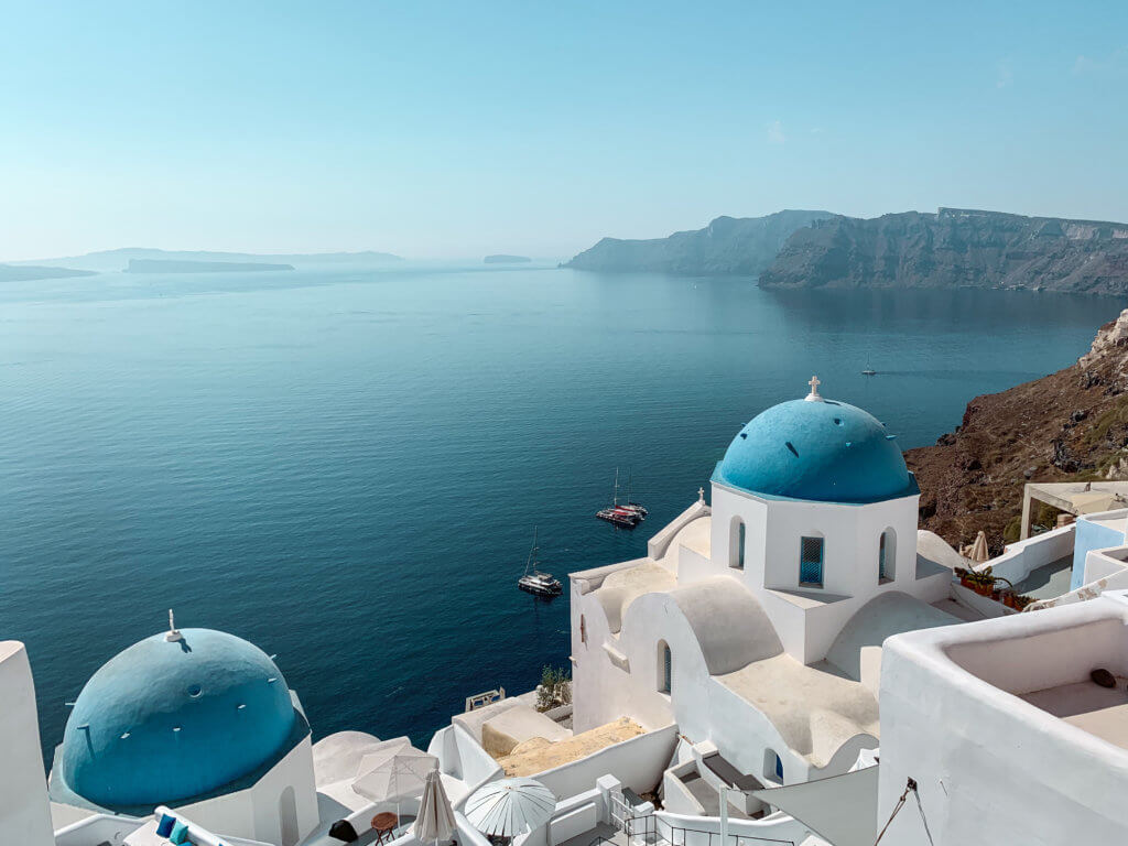 Santorini Top Amazing Experiences you shouldn't miss | Blue Churches