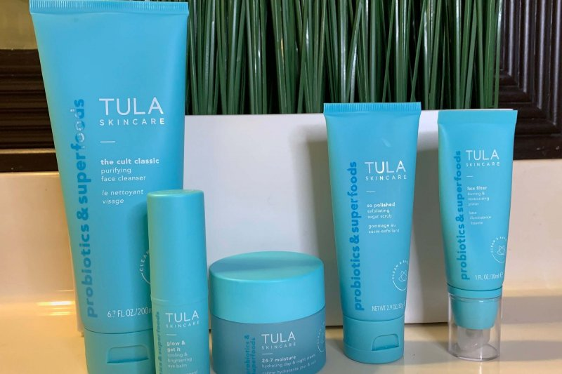 Daily Routine with Tula Skincare